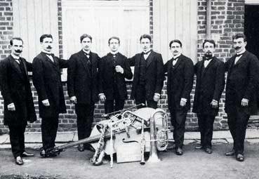 Les huit frères Doyen