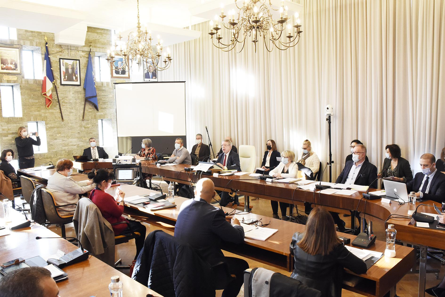 Conseil municipal du 20 mars 2021
